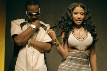 Juicy J ft. Nicki Minaj, Lil Bibby, Young Thug - Low (Video)