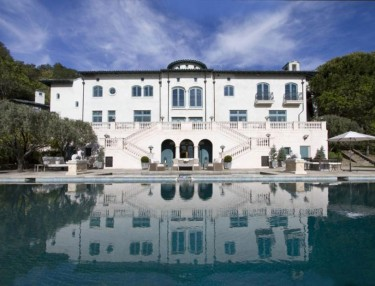 Robin Williams' Nappa Valley Estate - Villa Sorriso