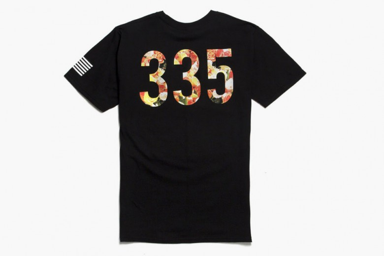 Black Scale x 335MM x Sarah Stage T-Shirt