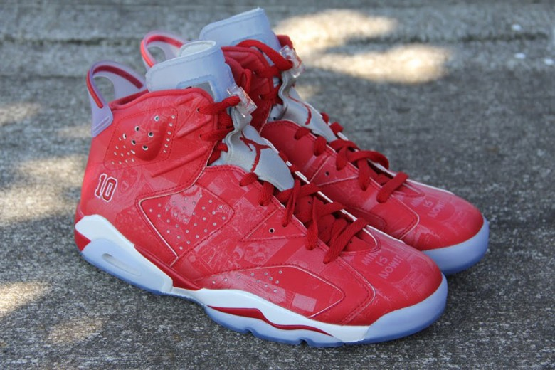 air jordan 6 retro slam dunk release date