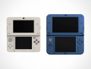 Nintendo Redesigned 3DS