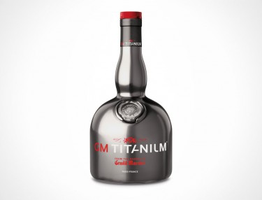 GM Titanium Cognac by Grand Marnier