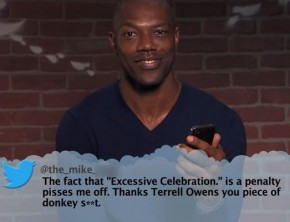 Jimmy Kimmel's Mean Tweets (NFL Edition)
