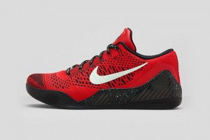 Nike Kobe 9 Elite Low University Red