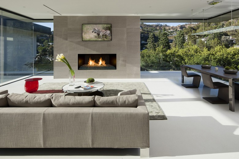 Sunset Strip Residence By Mcclean Design Architects