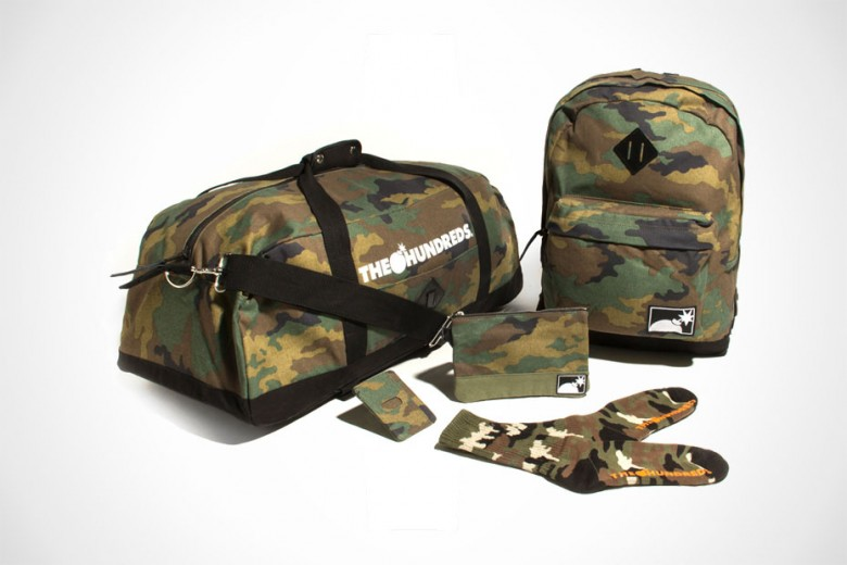 The Hundreds Fall 2014 Perfect Camo Pack