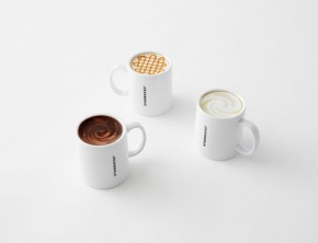 Nendo x Starbucks Japan Limited Coffee Mugs