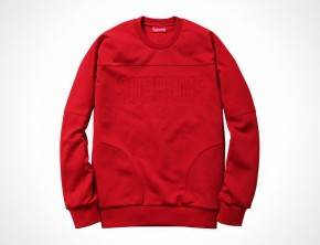 Supreme Fall/Winter 2014 Track Crewnecks