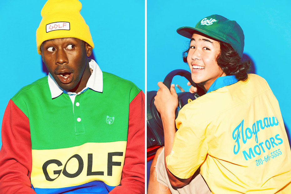Golf Wang Fall/Winter 2014 Lookbook