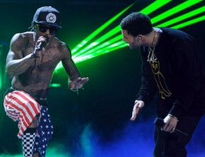 Lil Wayne ft. Drake - Grindin' (Video)