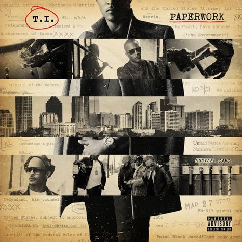T.I. - Paperwork - Deluxe cover