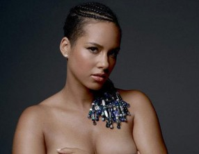 Alicia Keys for We Are Here Movement