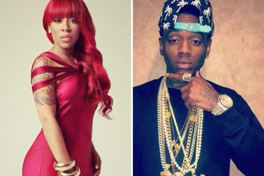 K. Michelle and Soulja Boy