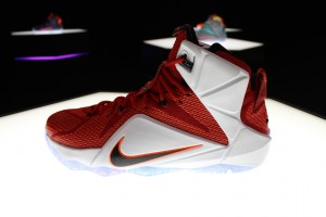 LEBRON 12 Heart of a Lion