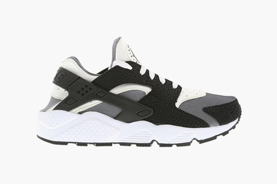 Nike Air Huarache White/Black/Pure Platinum