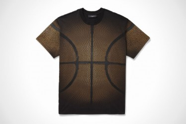 Givenchy Columbian-Fit Basketball-Print T-Shirt