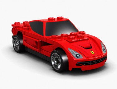 LEGO x Ferrari 'Shell V-Power Motorsport' Collection