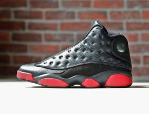 Air Jordan 13 Retro Black/Red