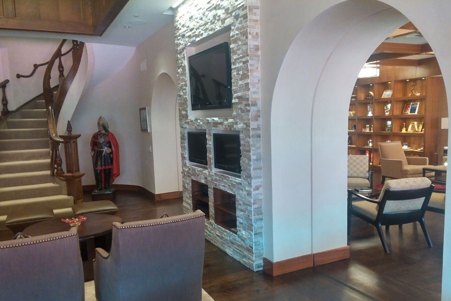 Inside Owner S Luxury Suite At Chiefs Arrowhead Stadium