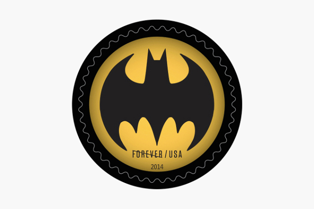 Batman 75th Anniversary Limited Edition Stamps