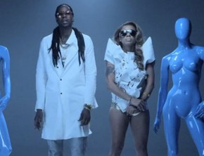 Keyshia Cole ft. 2 Chainz - N.L.U. (Video)