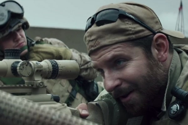 American Sniper (Official Trailer)
