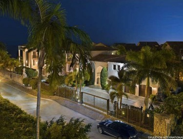 LeBron James' Beachfront Miami Mansion