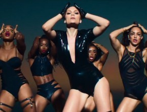 Jessie J ft. 2 Chainz - Burnin' Up (Video)