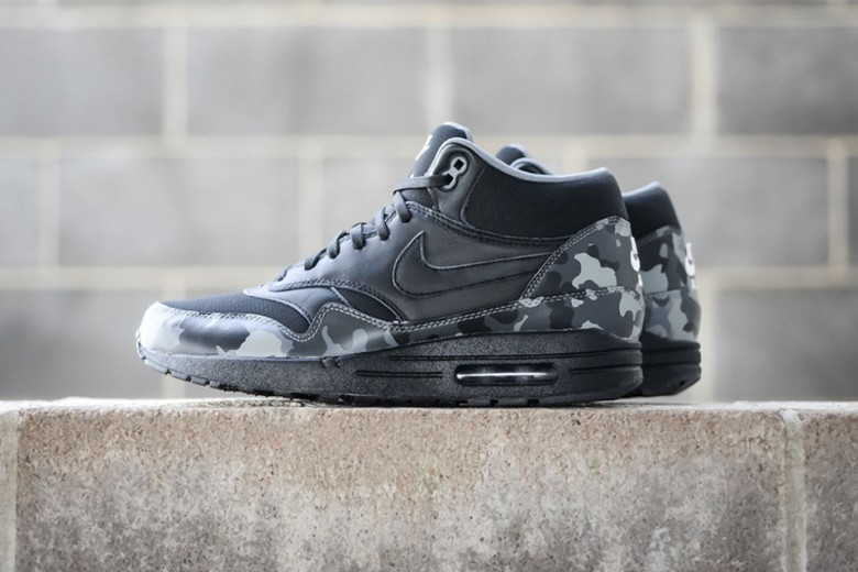 Nike Fall 2014 Black Camouflage Pack