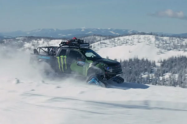 Ken Block F-150 RaptorTRax