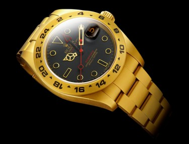 Bamford Watch Department Rolex Explorer II Element 79