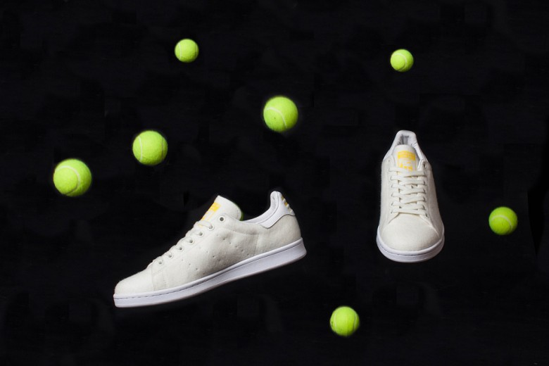 Pharrell x Adidas Originals Stan Smith 'Tennis' Pack