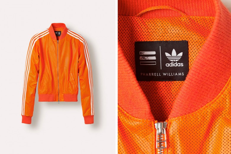 Adidas Originals x Pharrell Luxury Track Tops