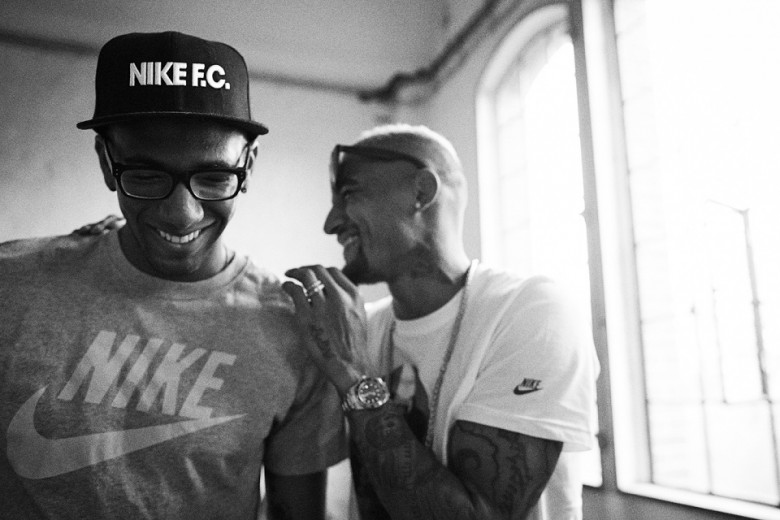 Nike F.C. Holiday 2014 Collection