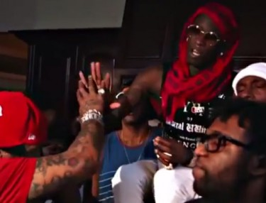 Young Thug & Rich Homie Quan - Freestyle (Video)
