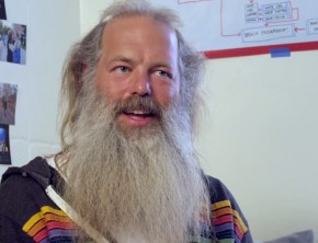Rick Rubin Returns To Old Dorm Room, Talks Def Jam Launch