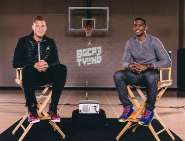 Blake Griffin x Chris Paul For BGCP3TV In HD