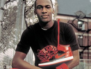 Air Jordan 1 Banned Commercial