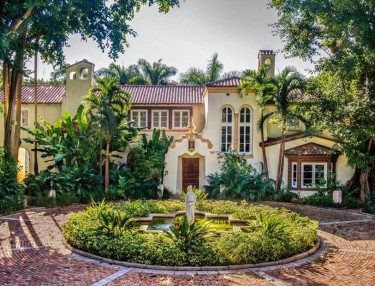 Miami's $65 Million La Brisa Mansion