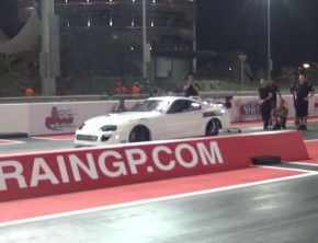 Toyota Supra Hits 240 MPH, Breaks World Record