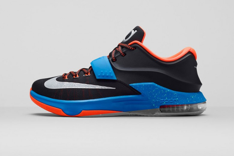 Nike KD7 On the Road