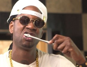 2 Chainz Tests $5K Toothbrush