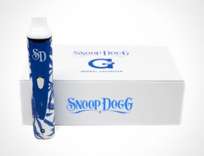 Grenco Science x Snoop Dogg G Pro Vaporizer