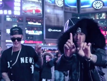 Khalil ft. Justin Bieber - Playtime (Video)