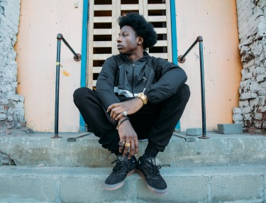 Joey Bada$$ x Adidas Skateboarding Fall/Winter 2014 Lookbook