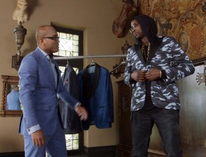 Most Expensivest Sh*t: 2 Chainz Tries $15K Bulletproof Suit