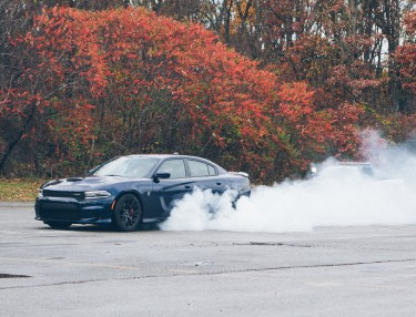 Dodge Charger SRT Hellcat Media Day (Recap)