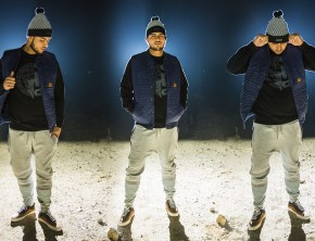 "BallerStatus Presents ""Desert Blues"" Holiday 2014 Style Guide"