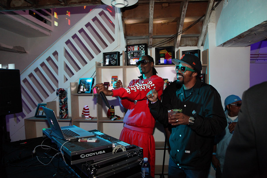 Happy Socks x Snoop Dogg Collaboration Event (Recap)