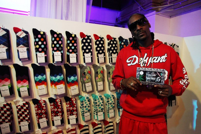 Happy Socks x Snoop Dogg Collaboration Event (Recap ...